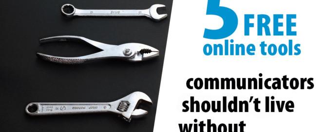 5 free online tools2